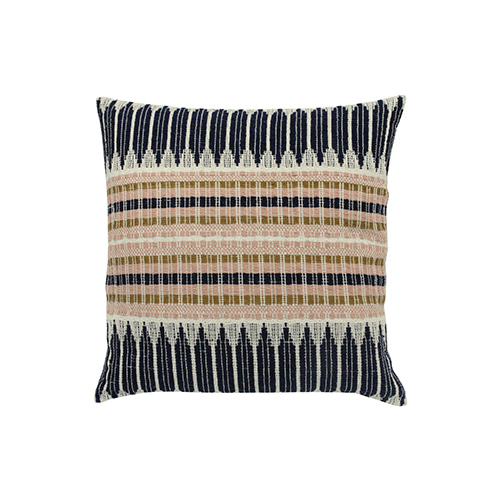 Aztec cushion cover - multi color (43x43cm)