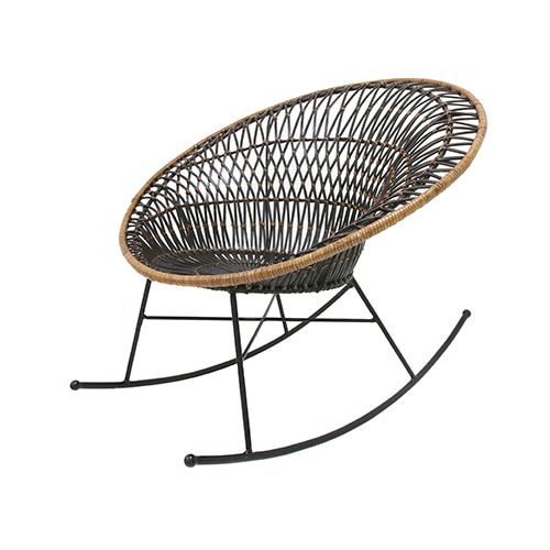 Rocking Lounge chair (95x93x79cm)